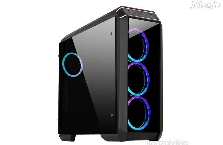Gamer Számítógép Pc Intel Core I5-3470, Gt 1030, 8GB RAM,120GB SSD