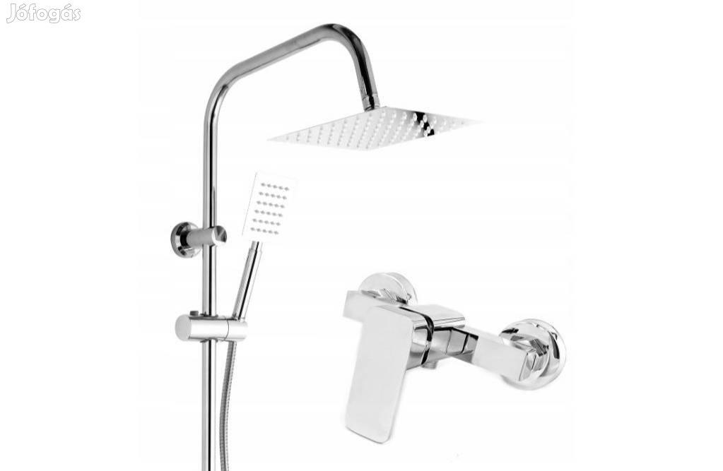 Gamma ZN1 2 Funkciós Zuhanyrendszer + Zuhany Csaptelep