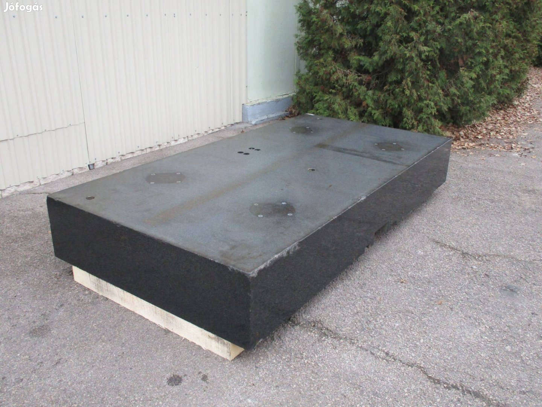 Gránit Gránitlap mérőasztal mérőlap 2550x1310 mm (859)