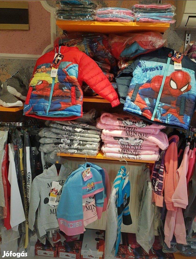 Gyermek disney ruha ,üzlet készlete eladó!