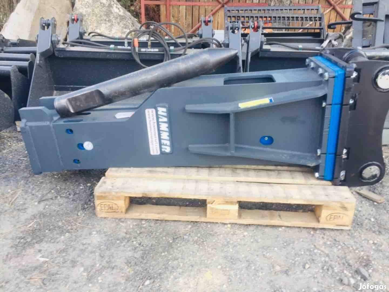 Hammer HM1300 Hidraulikus bontókalapács törőfej, 1. Kép