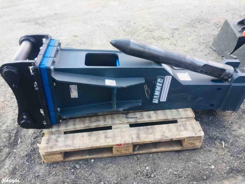 Hammer HM1300 Hidraulikus bontókalapács törőfej, 2. Kép