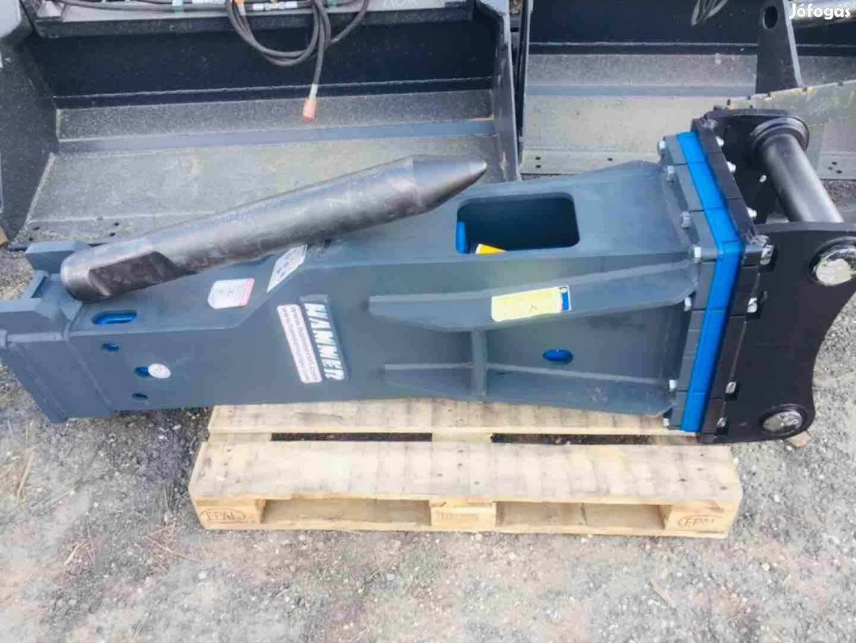 Hammer HM1300 Hidraulikus bontókalapács törőfej, 3. Kép