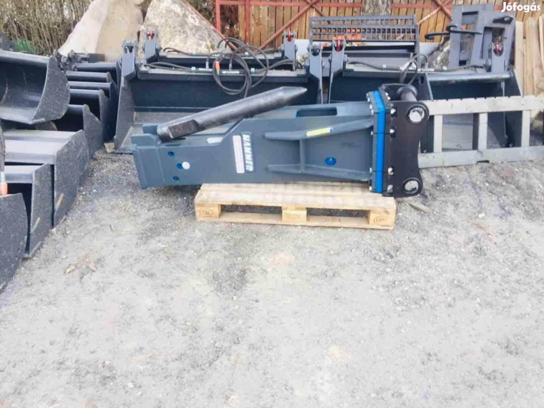 Hammer HM1300 Hidraulikus bontókalapács törőfej, 7. Kép