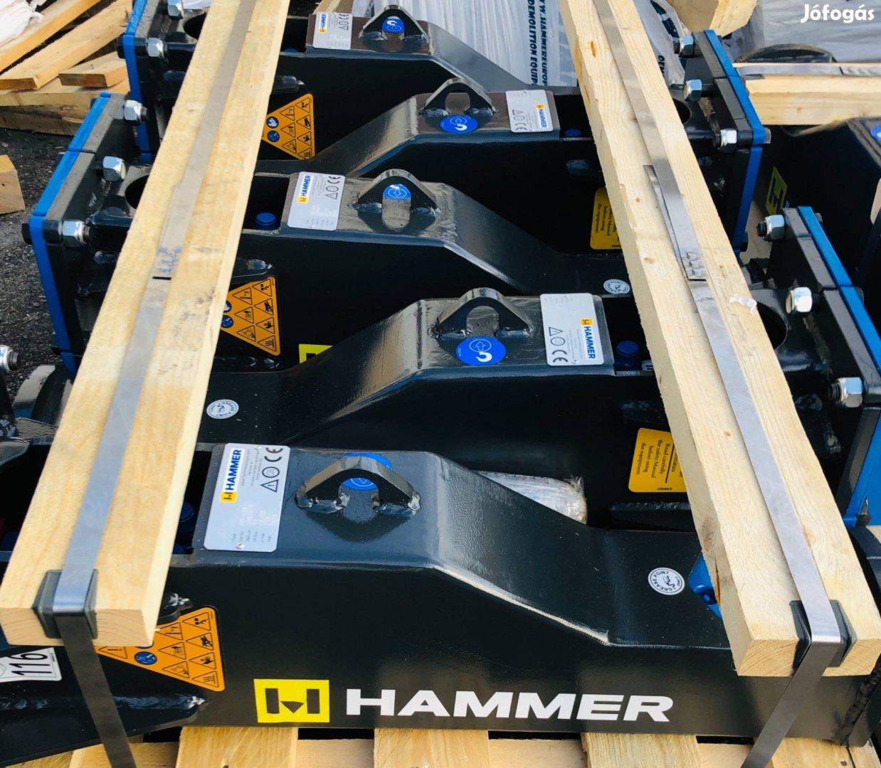 Hammer HM500 hirdraulikus bontókalapács, törőfej . JCB CAT Case