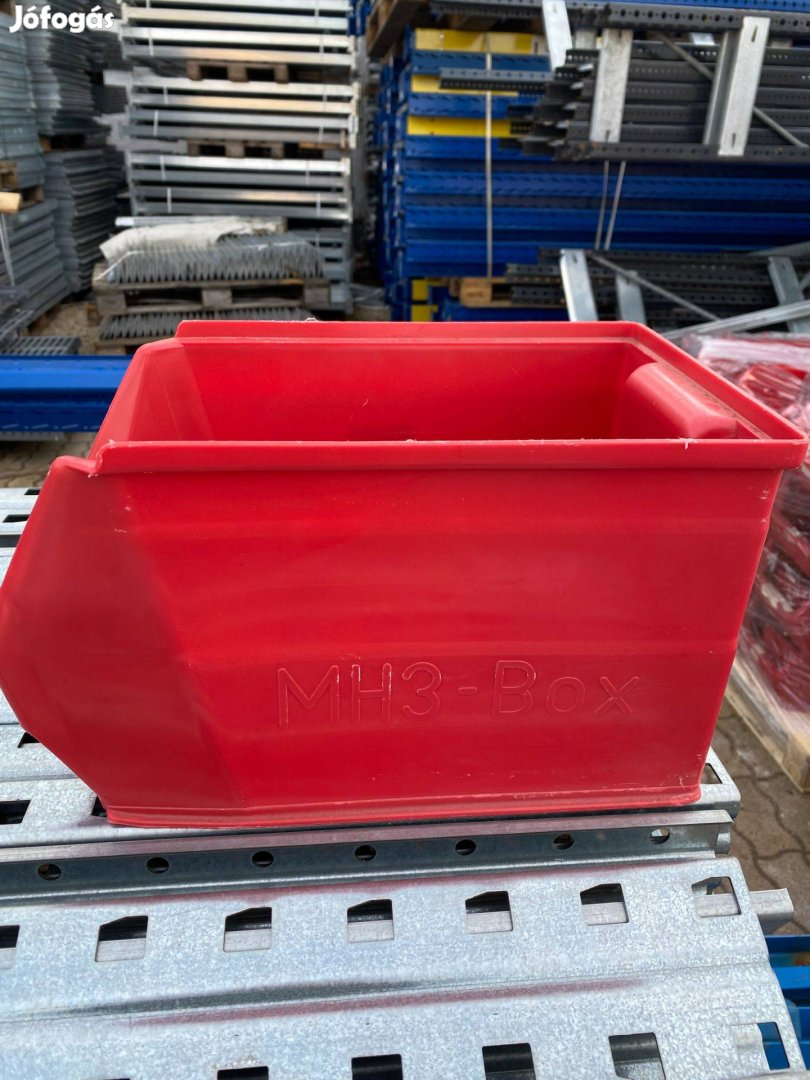 Használt MH boxok készletről