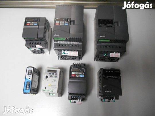 Használt és új frekvenciaváltó nagy választékban