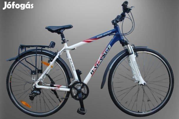 Használt kerékpár -ok menetkészen, garanciával