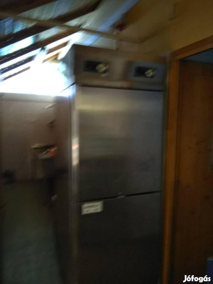 Használt rozsdamentes Hűtők Eladók!