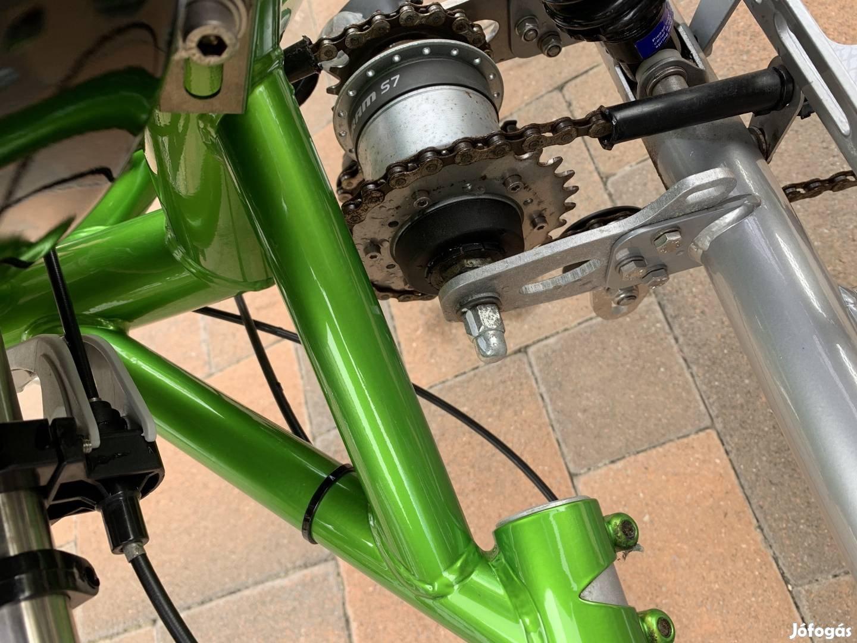 Holland fekvőkerékpár Rekumbens Easy Sport Új állapot!
