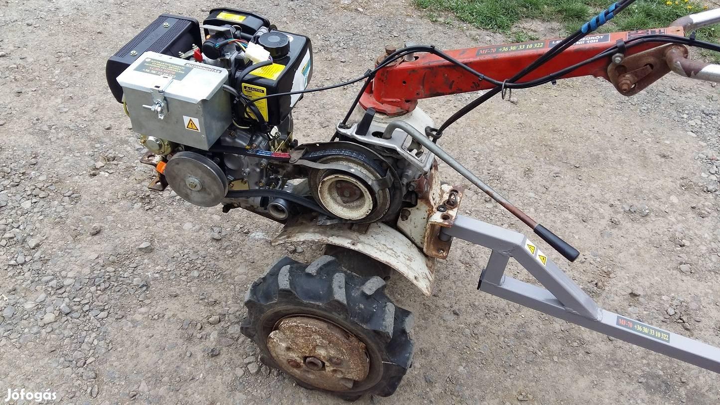 Kistraktor motor