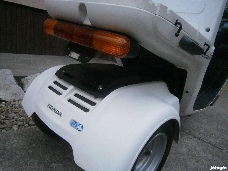 Honda Gyro Canopy 4-ütem ujjszerű áll házhoz is