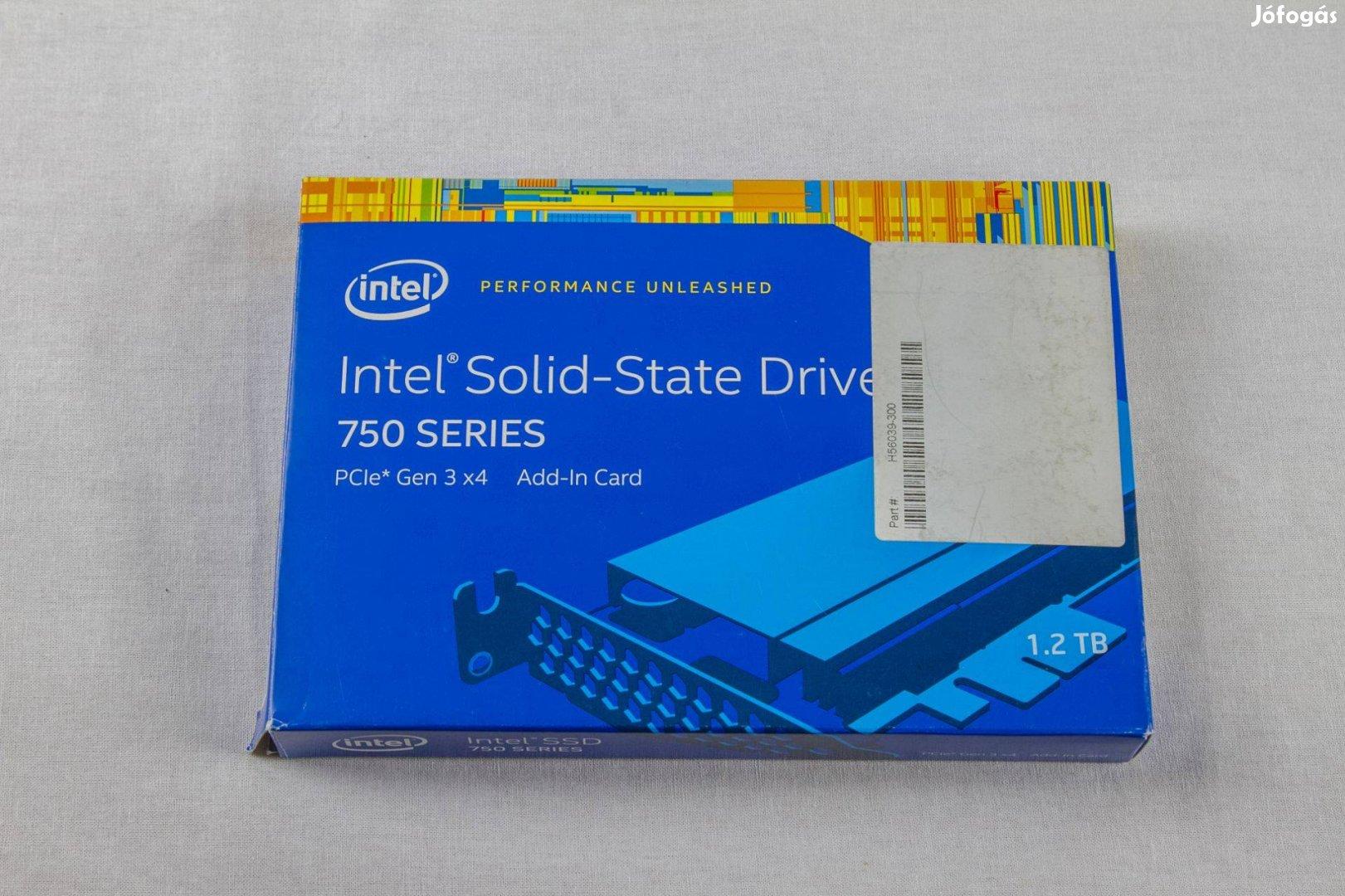 Intel 750 Series 1.2TB Pcie 3 Internal SSD