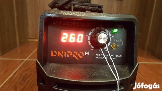 Inverteres Dnipro 260 Dpb Orosz inverter 3Év Garancia!hegesztő Brutál, 2. Kép