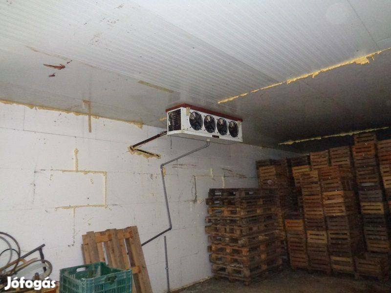 Ipari telephely, Hűtőház eladó !