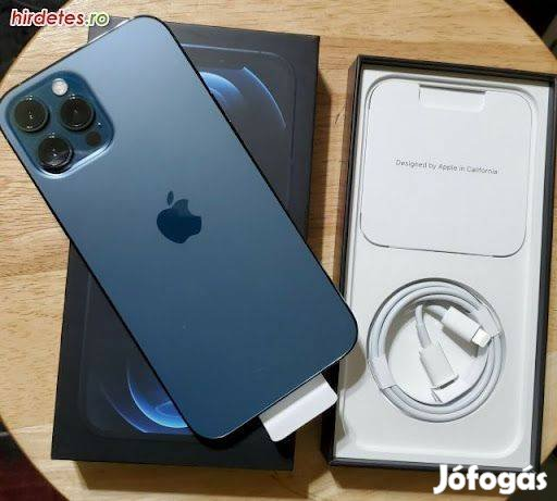 Iphone 12 pro max 256 gb 3 darabot adok