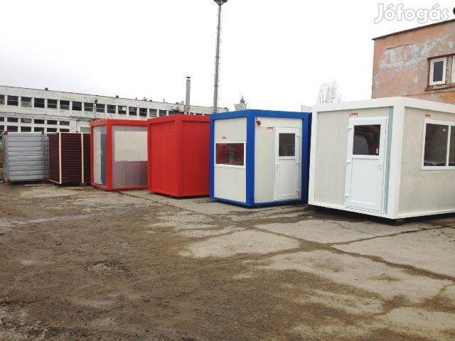 Irodakonténer alvó őr mosdó kapus olcsó iroda konténer konténerek, 3. Kép