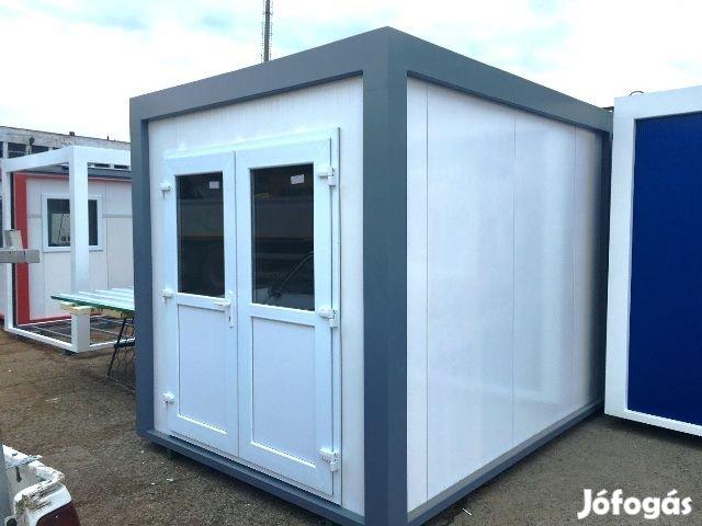 Irodakonténer alvó őr mosdó kapus olcsó iroda konténer konténerek, 4. Kép