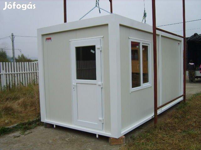 Irodakonténer alvó őr mosdó kapus olcsó iroda konténer konténerek, 7. Kép