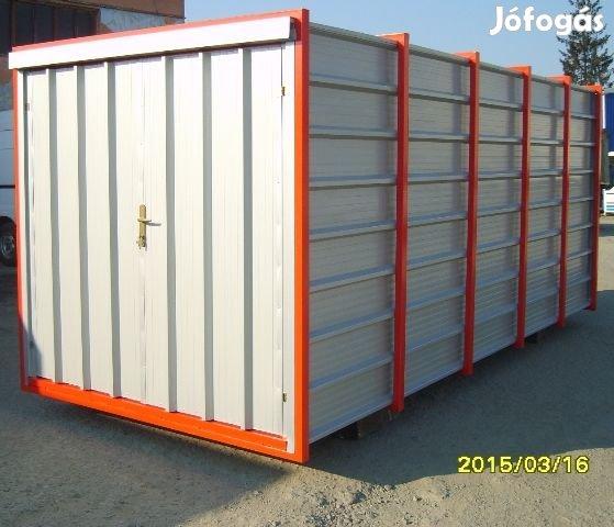 Irodakonténer alvó őr mosdó kapus olcsó iroda konténer konténerek, 8. Kép