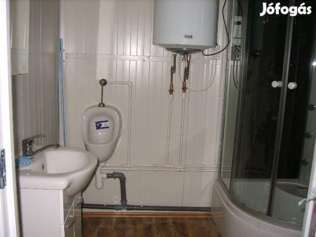 Irodakonténer alvó őr mosdó kapus olcsó iroda konténer konténerek, 9. Kép