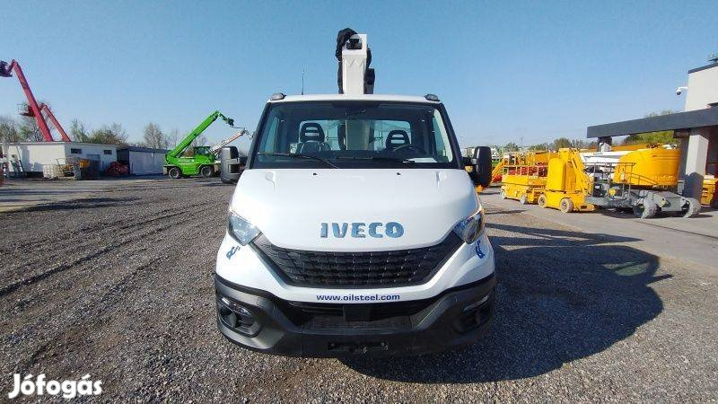 Iveco Daily Oil&Steel Scorpion 1812