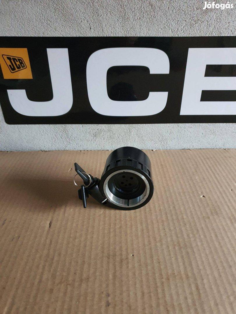 JCB 3CX 4CX Hidraulikatank beöntőnyílás - zárható