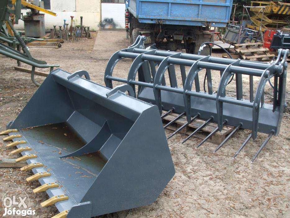 JCB 531-70 új trágyavilla eladó Szentes Traktorbolt kft