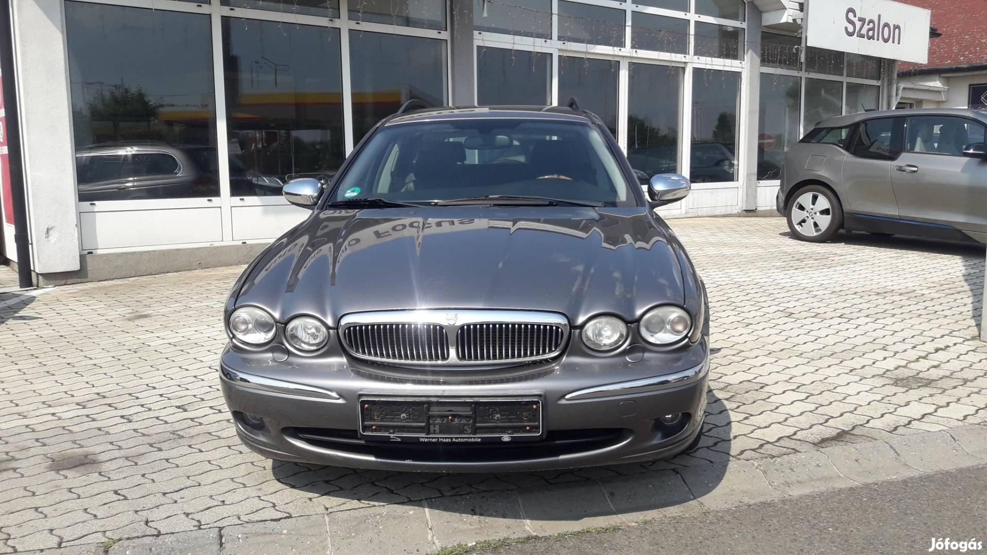 Jaguar X-Type 3.0 V6 Estate Executive (Automata...