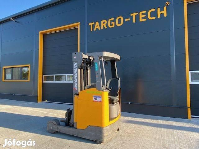 Jungheinrich ETV320 2 tonnás tolóoszlopos raktári targonca 5m emelés
