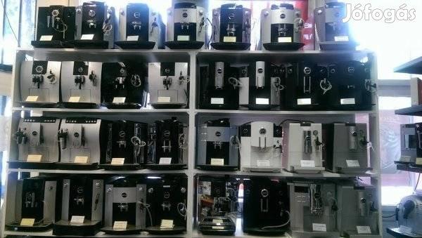 Jura Impressa kávégép kávéfőző Akció