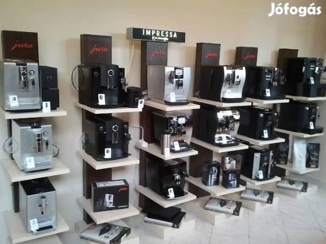 Jura kávégép kávéfőző irodába háztartásba,