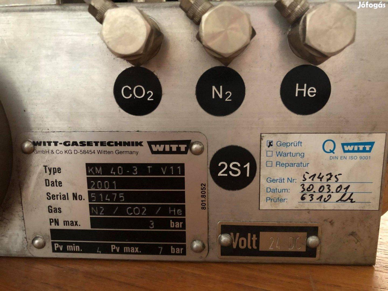 KM40-3 T V11 Witt-Gasetechnik gázkeverő