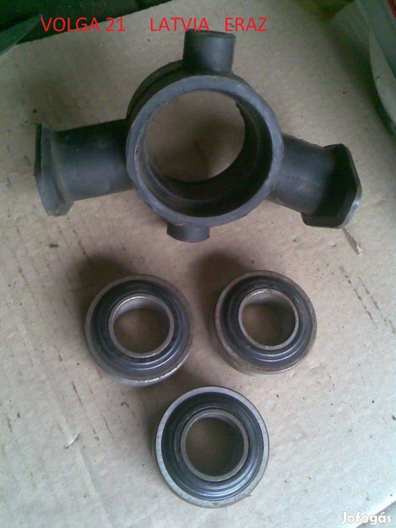 Kardan felfüggesztő gumi +csapágy. Volga 21 Eraaz, Latvija