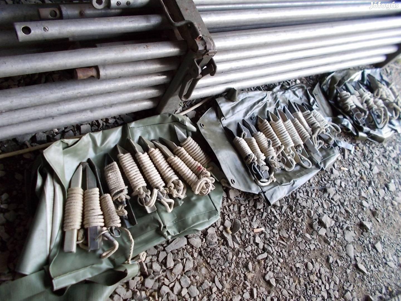 Katonai honvédségi Sátor full totál új 63M raktári darab
