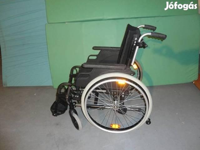a21821ac443f Kerekesszék toló kerekes szék kocsi tolószék tolókocsi rokkantkocsi, 2. Kép
