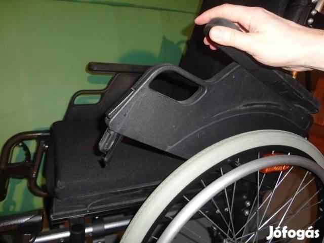 c60fd9d2c3d1 Kerekesszék toló kerekes szék kocsi tolószék tolókocsi rokkantkocsi, 3. Kép