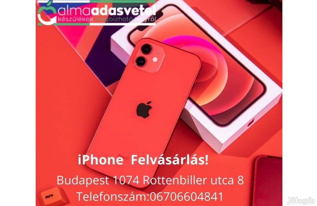 Keresek: Iphone 11, iphone 12, iphone 12 Mini, iphone 12 Pro, Felvásárlás!
