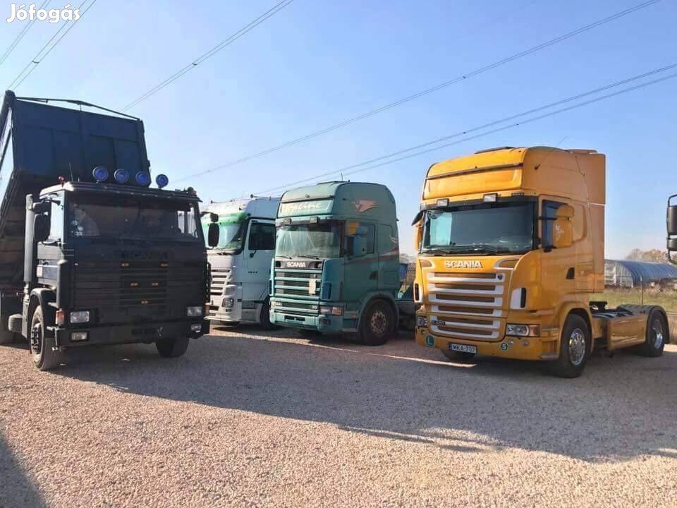 Keresek: Kamionok, vontatók, teherautók, 4. Kép