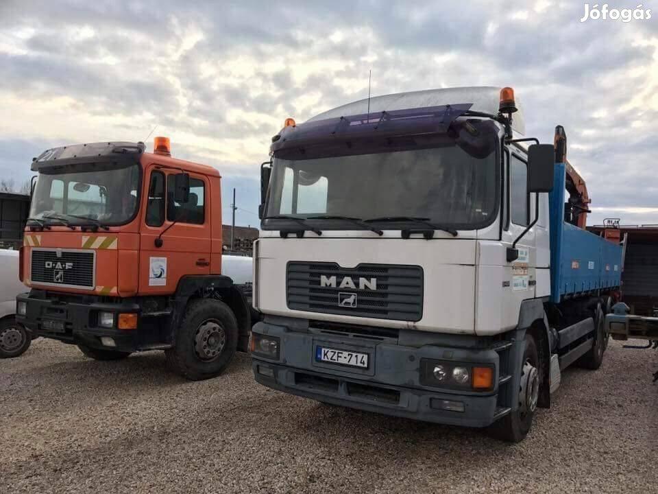 Keresek: Kamionok, vontatók, teherautók, 3. Kép