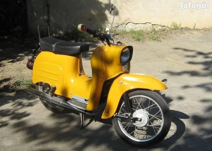Keresek: Simson motorkerékpárt vennék ?