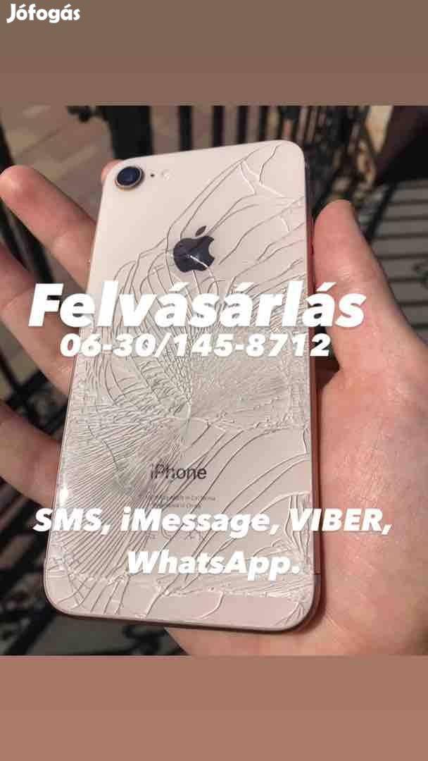 Keresek: Vásárolok törött iphone 8 X XS XR XS Max 11 11 Pro 12