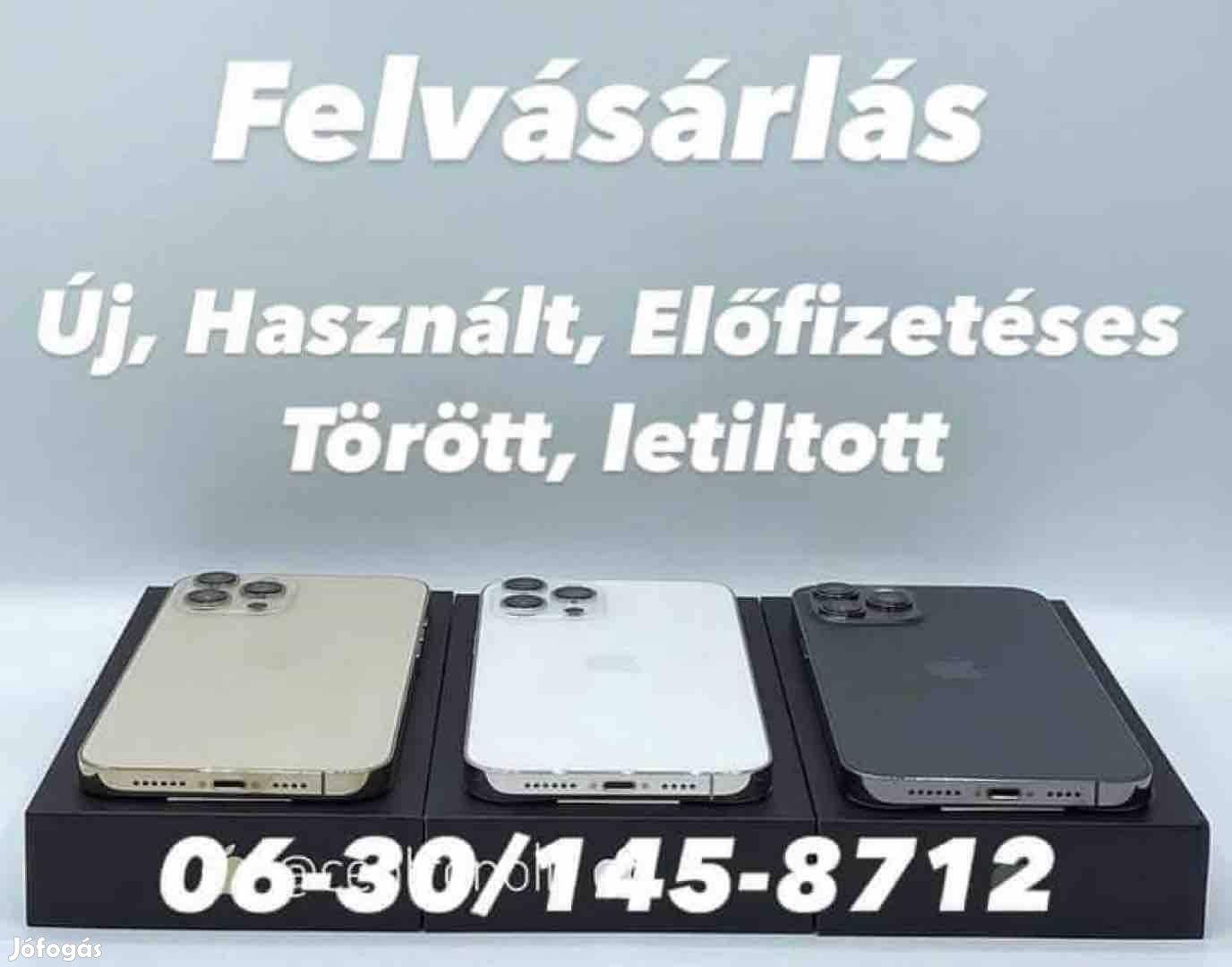 Keresek: Veszek Új, Előfizetéses iphone 11 11 Pro 12 12 Pro 12 Mini