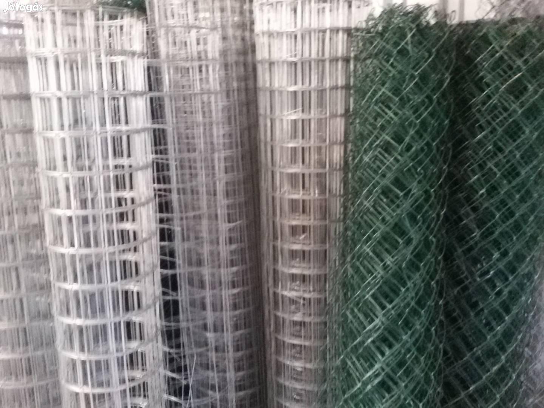 Kerítésdrót Vadháló drótfonat drótkerítés kerítés építés szögesdrót