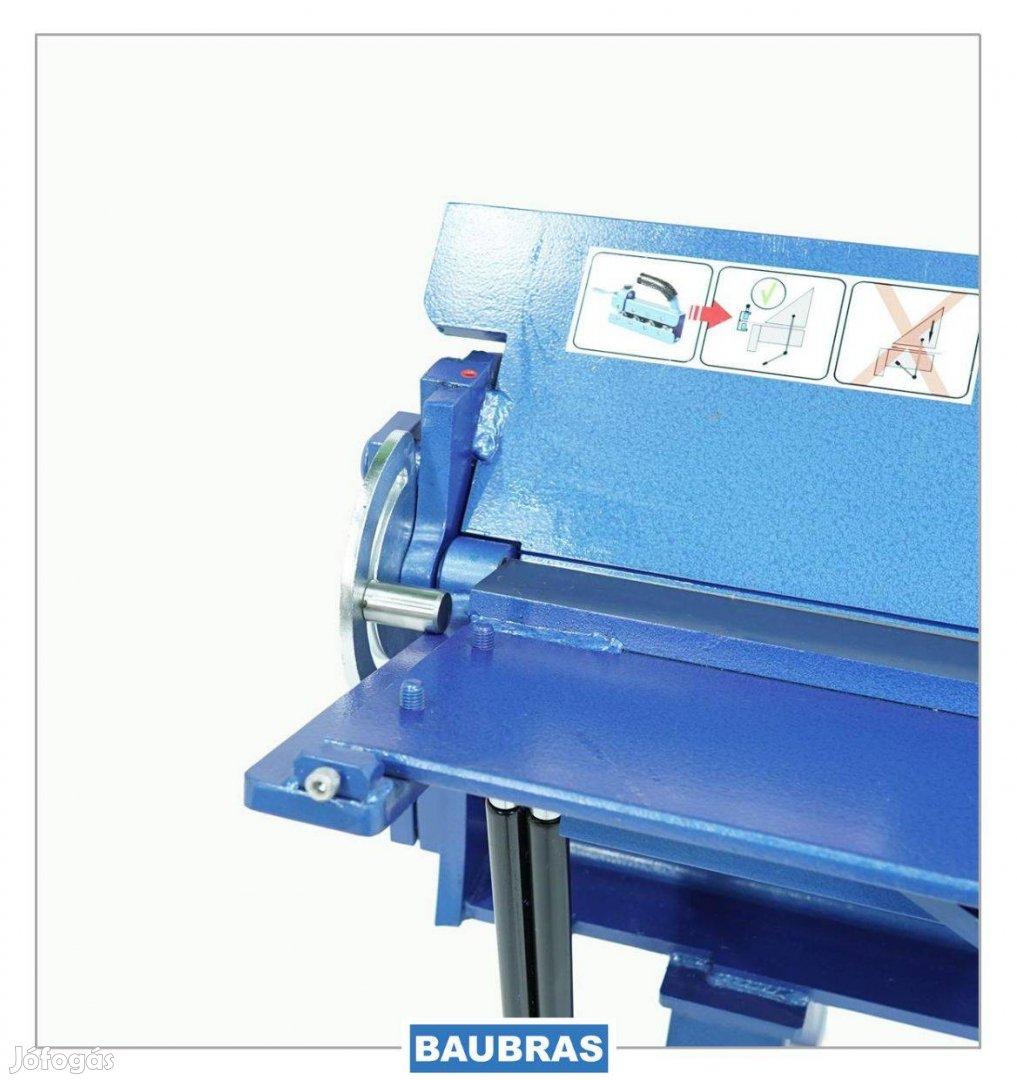 Kézi élhajlító bádogos gép 3140/1.0mm Hajlítógép Élhajlítógép Lemezhaj