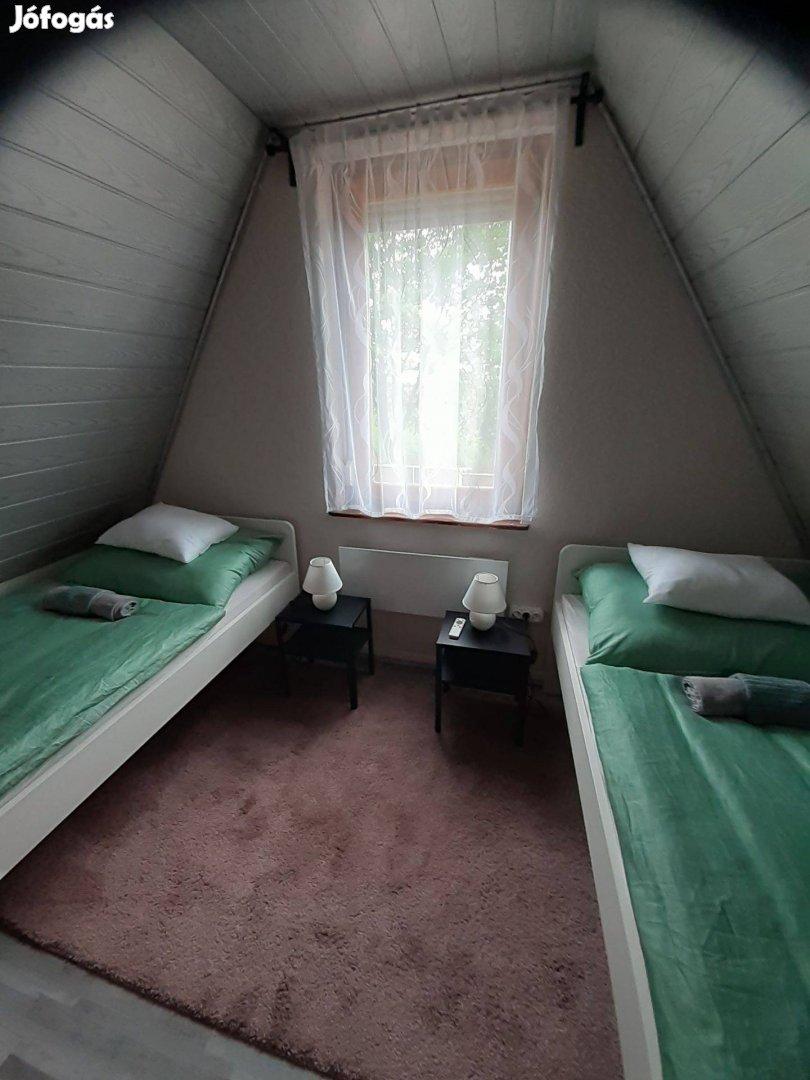 Kiadó nyaraló- Békésszentandrás