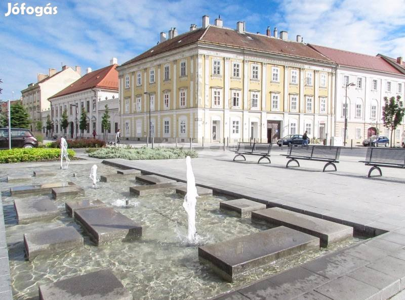 Kiadó üzlethelyiség Szombathely történelmi belvárosában!