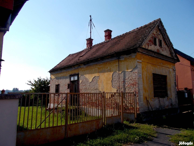 Kiskanizsa eladó ház vagy telek