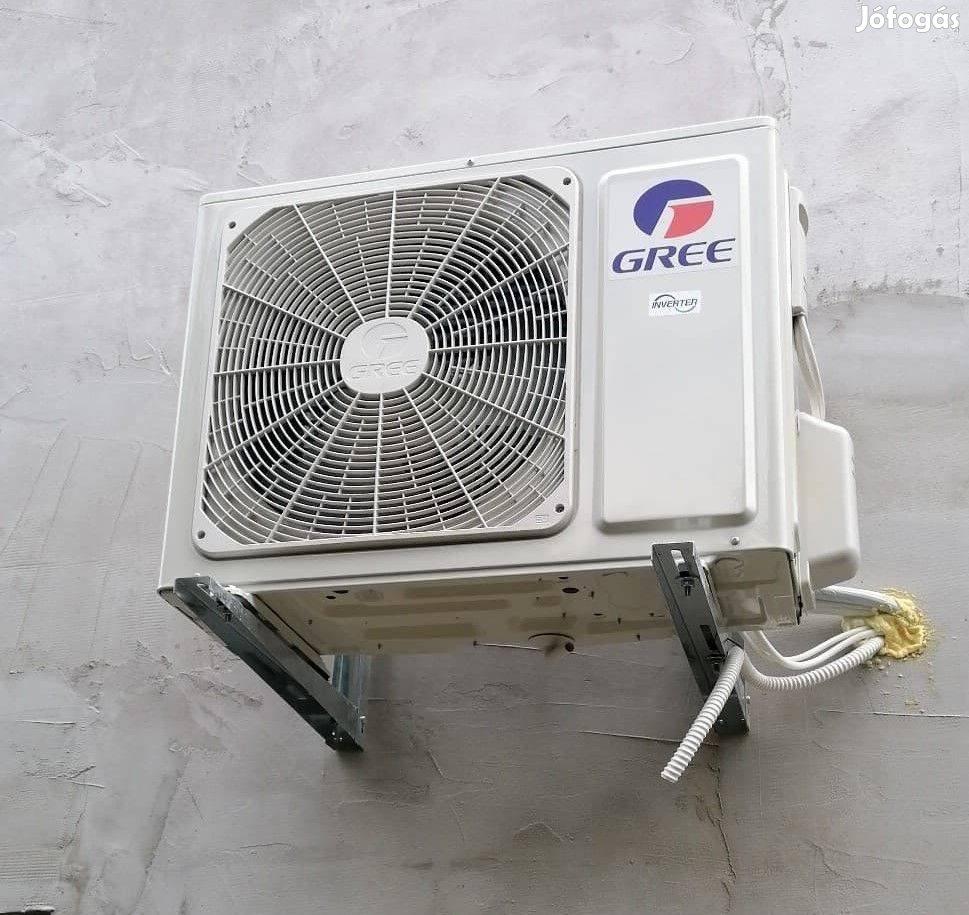 Klima szerelés, karbantartás