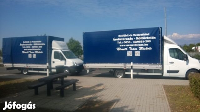 Költöztetés Kazincbarcikán